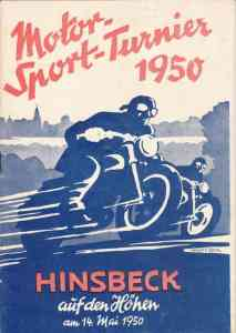 Rarität: Auch solche Plakate kreierte Hans Füsser