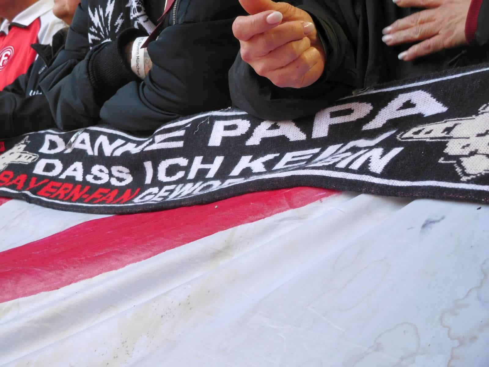 ...dass ich kein Bayern-Fan geworden bin.