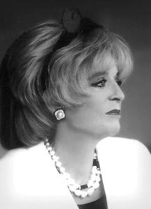 Gabriele Henkel - das offizielle Porträtfoto der späteren Jahre