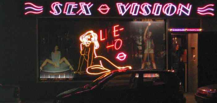 Sex-Vision auf der Mintropstraße
