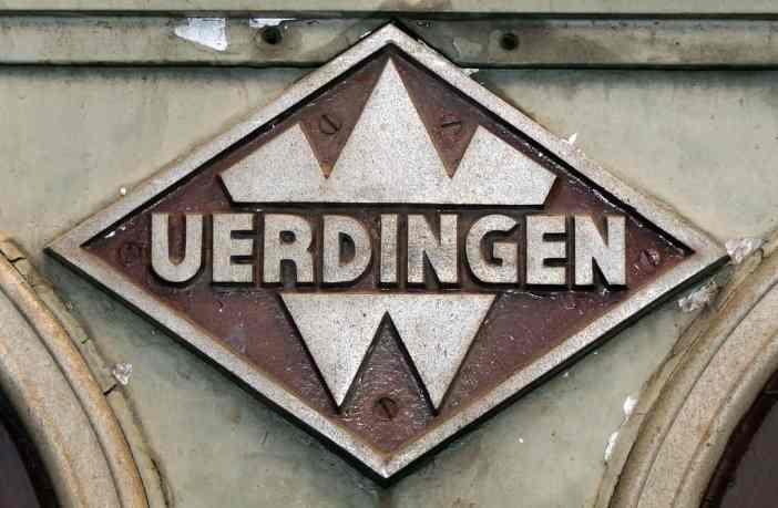 Das Markenzeichen der Uerdinger (Foto: Wikimedia - siehe Bildnachweis unten)