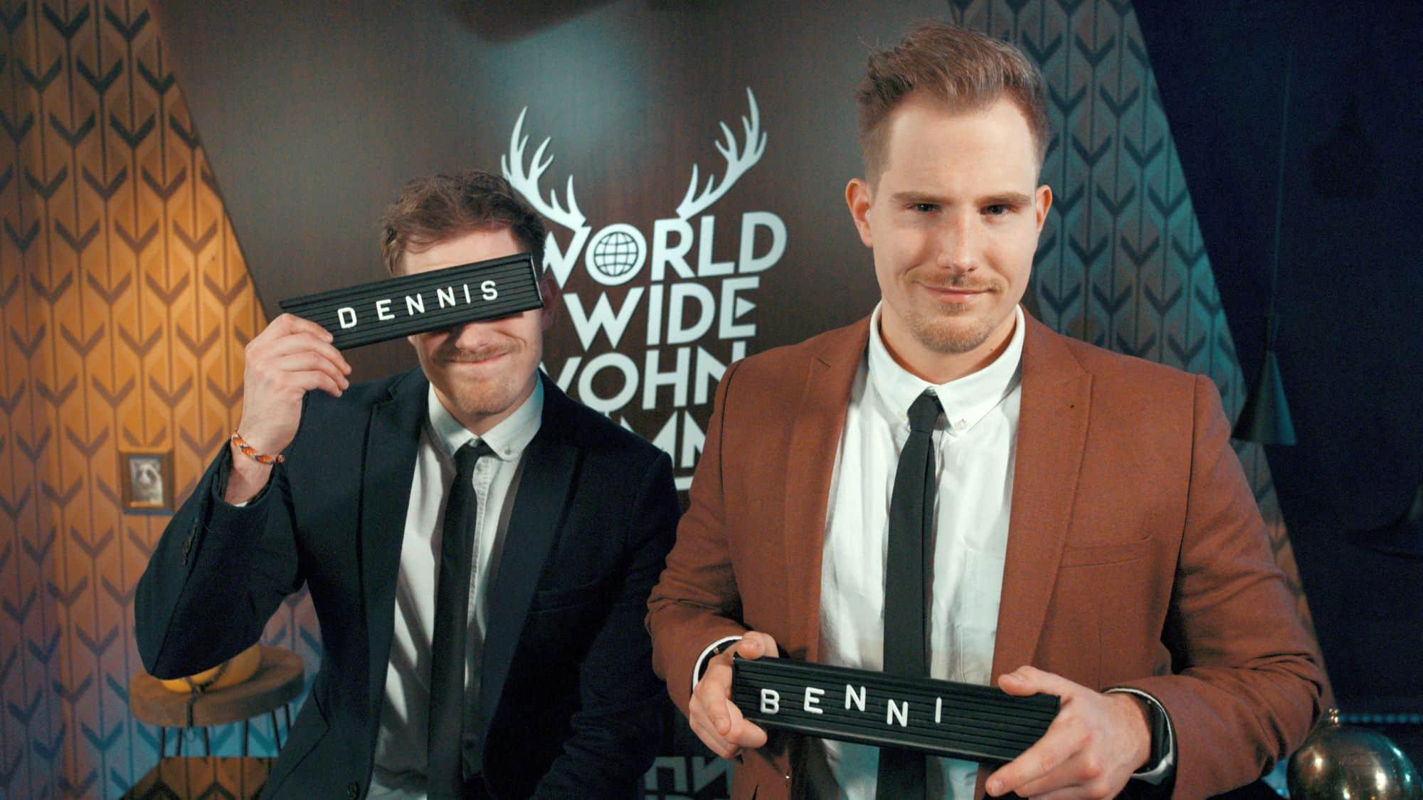 Benni & Dennis - die Herrscher im World Wide Wohnzimmer