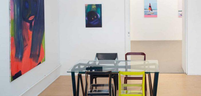 Das Office der Galerie Conrads an der Lindenstraße (Foto: Conrads)