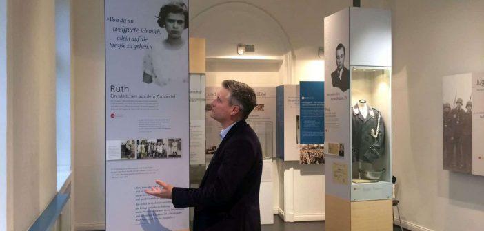 Jederzeit einen Besuch wert: Die Ausstellung der Mahn- und Gedenkstätte (Foto: Buck)