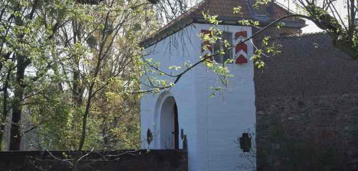 Das Tor der Kellnerei in Angermund