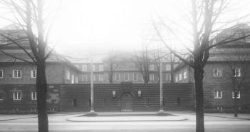Das ehemalige Arbeitsamt an der Fritz-Roeber-Straße (Foto via industriekultur-duesseldorf.de)