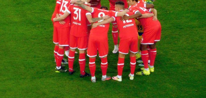 F95 vs Bochum: Da nützt auch der schönste Stuhlkreis nichts... (Foto: TD)