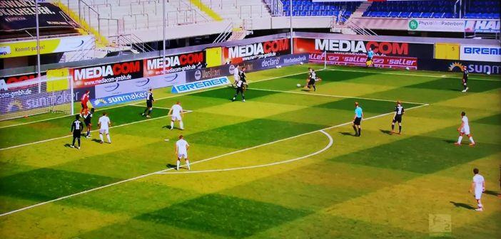 Paderborn vs F95: Tolle Chance zum Ausgleich Screenshot: Sky)
