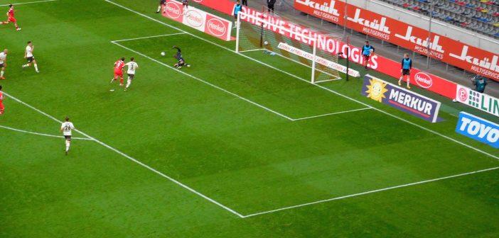 F95 vs St. Pauli: Pauli hatte auch Chancen (Foto: TD)