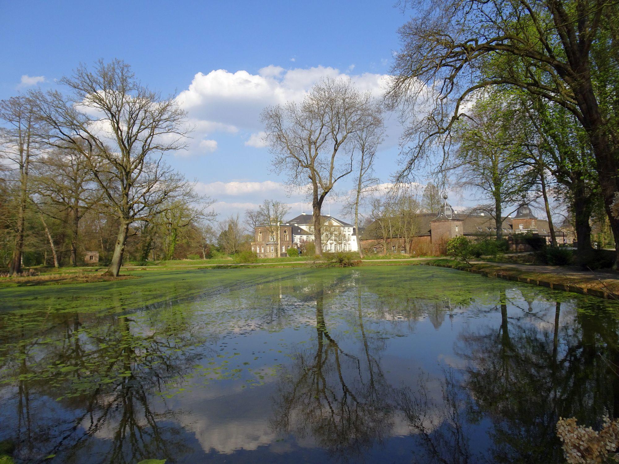 Schloss Heltorf bei Angermund (Foto Gisela Wiemer für TD)