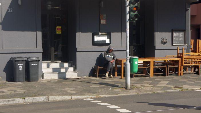 """Die ehemalige """"Löschecke"""", jetzt ein Sushi-Restaurant (Foto: TD)"""