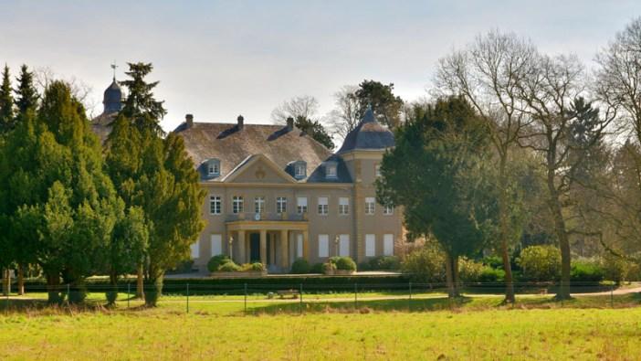 Zu schön umso wenig bekannt zu sein - das Schloss Garath (Foto: Medienwerkstatt Mühlacker)