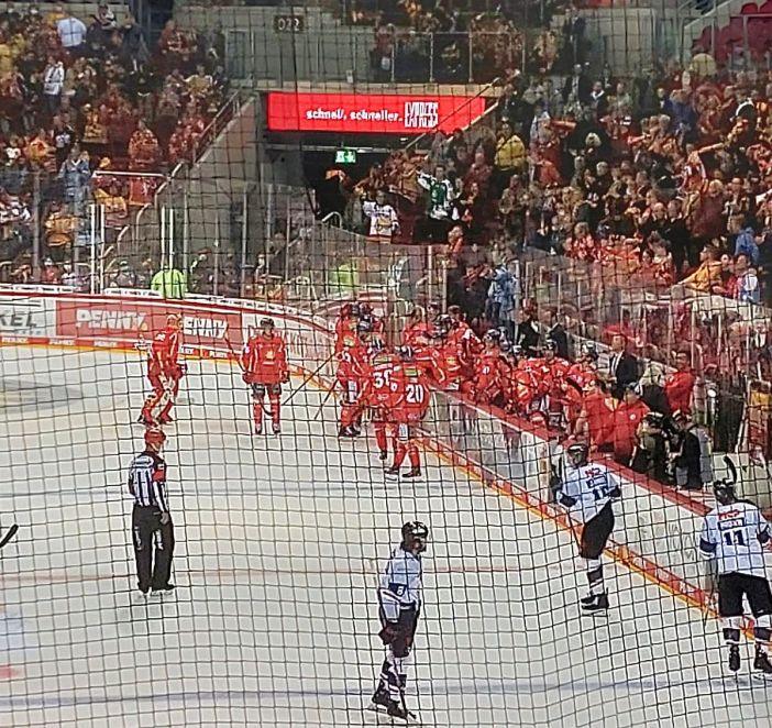 DEG vs Nürnberg: Wechsel auf beiden Seiten (Foto: Smicek für TD)