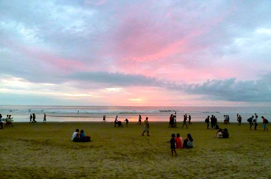 Beach, Montañita