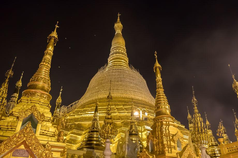 Shwedagon Pagoda-7