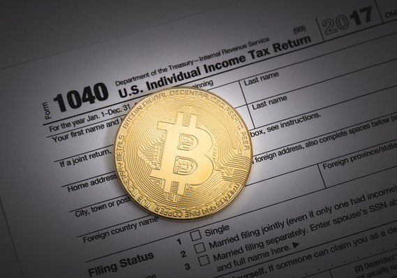 cryptocurrency gains and taxes