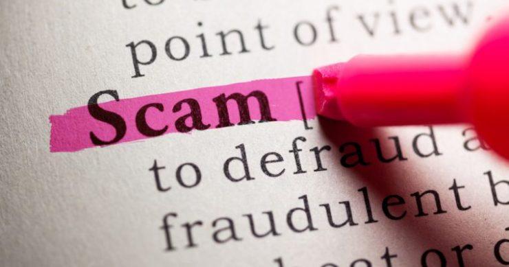 Bitcoin fraud scam ico