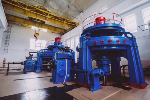 Hydroelectric pumps