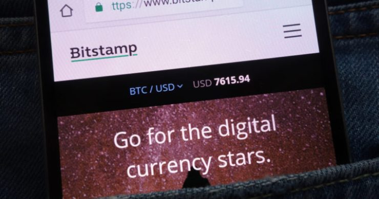 bitstamp bitcoin cryptocurrency exchange