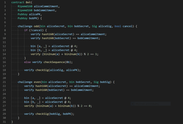Meet 'Spedn' — A Smart Contract Programming Language for Bitcoin Cash
