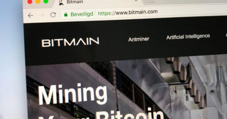 bitmain bitcoin mining