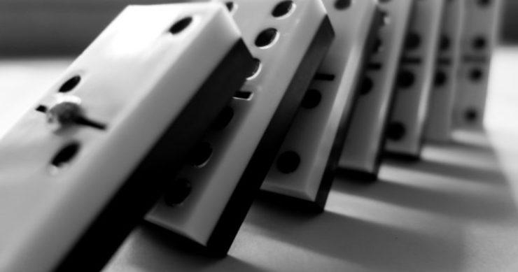 bitcoin price dominoes ethereum etherdelta crypto