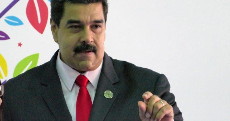 venezuela nicolas maduro petro crypto