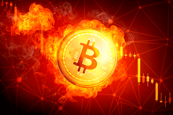 Bitcoin Falls Below $5,000, Crypto Market Touches 13-Month Low