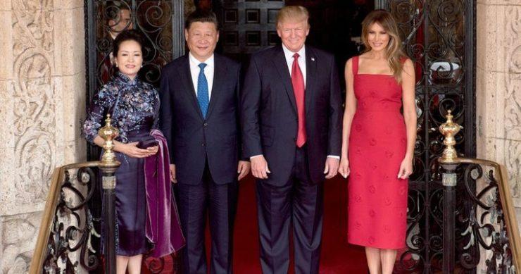 Donald Trump Xi Jinping US-China Trade War Dow Stock Market