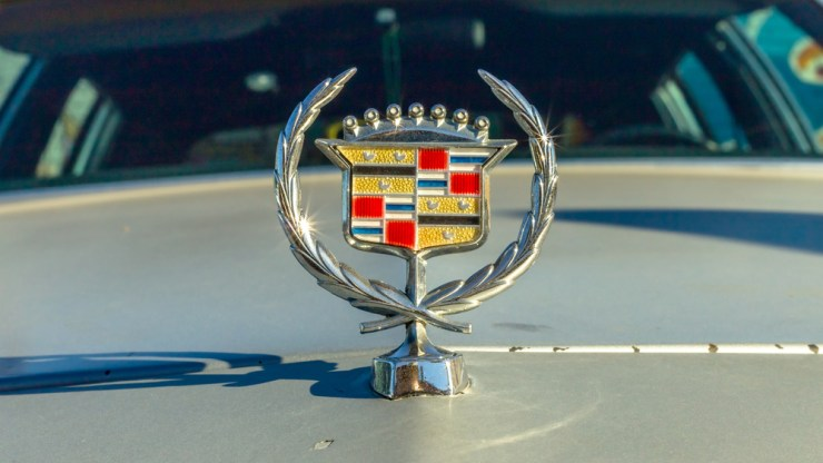 gm Cadillac tesla