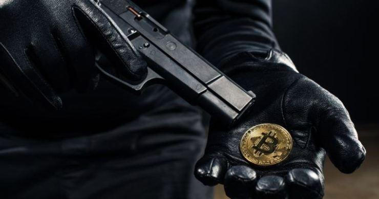 handgun bitcoin dark web