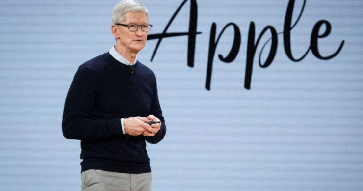 apple ceo tim cook iphone ipad