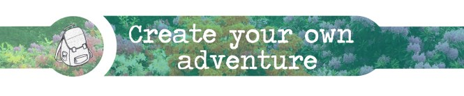 Stockholm - create your own adventure