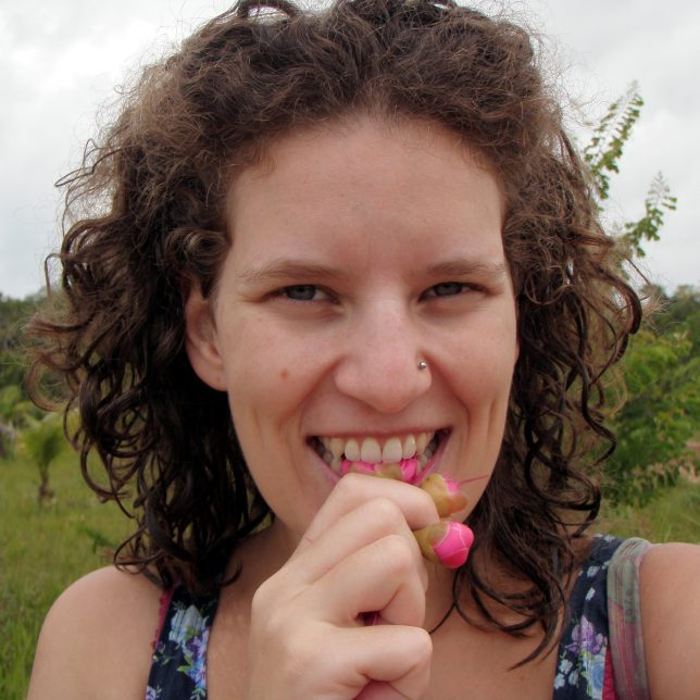 Susanna @ The Ecotourist - About moi
