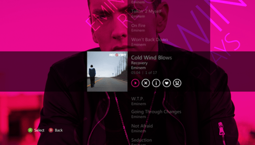 Review: Zune Music on XBOX
