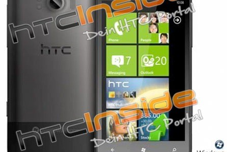 Introducing the HTC Eternity: The biggest Windows Phone This Side of the Tablet Space