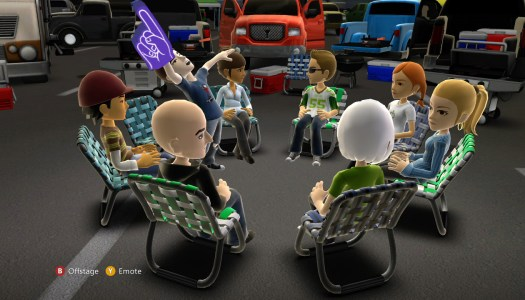 Avatar Kinect Now Available in Xbox's Kinect Fun Labs