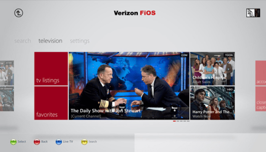 New Channels Come to Verizon Fios on Xbox LIVE