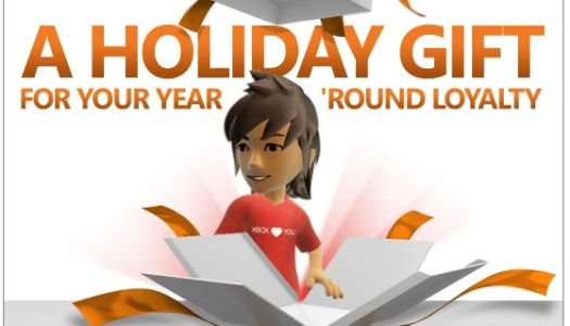 Xbox LIVE Rewards Dishes Out a Holiday Gift to VIPs