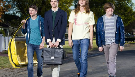 MTV's Inbetweeners pilot free in the Zune Video Marketplace