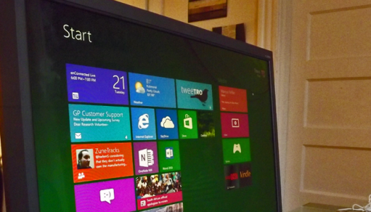 The 8 Equation: Windows 8 for the Desktop PC