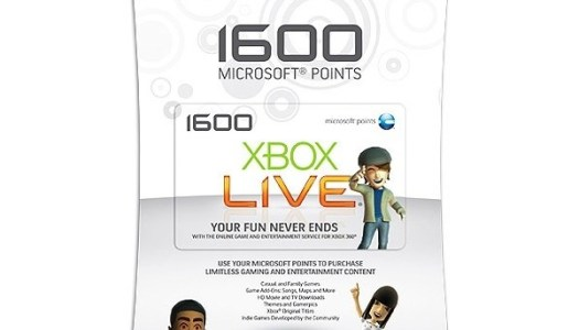 Pre-Order Certain Xbox 360 Games at Microsoft Store, Get 1600 XBL Points For Free.