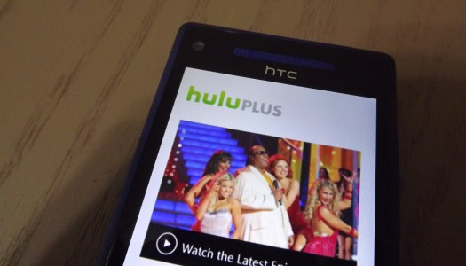 Hulu Plus on Windows Phone
