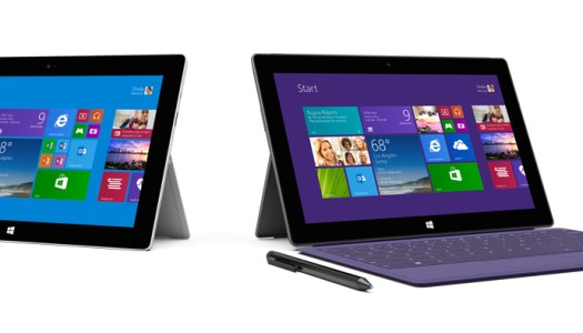 Surface 2 and Surface Pro 2 debut, available beginning October 22nd