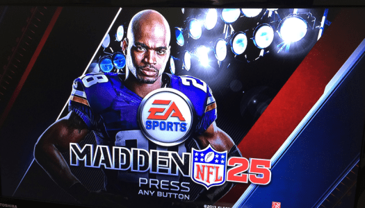 Review: Madden NFL 25