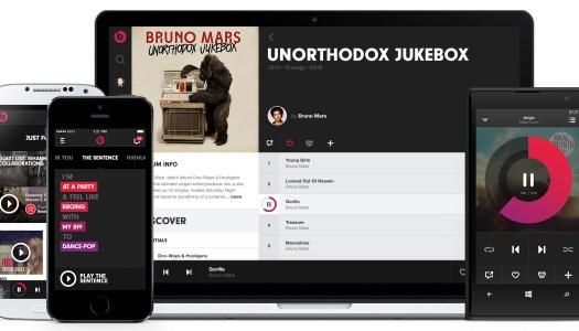 Beats Music Comes to Windows Phone