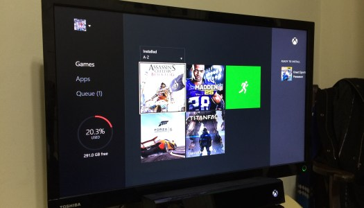 What does the Xbox One running Windows 10 mean?