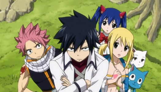 Entire Season of Fairy Tail Now Free in the Xbox Video Store