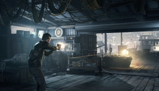 Quantum Break GamePlay Trailer