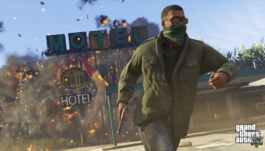 GTA V for Xbox One & PS4 Launch Trailer